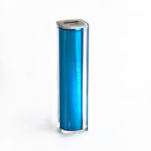 Futurocks Mini Power Bank 2600 mAh Blue
