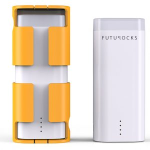 Futurocks Power Bank with flash light 5000 mAh