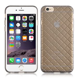 Futurocks Quilted Glitter Glacier Case Cover for iPhone 6  – grey