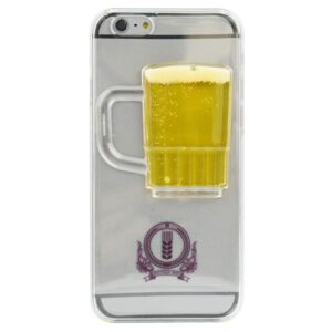 Beer Jug Moving Liquid 3D Cover Case for iPhone 6